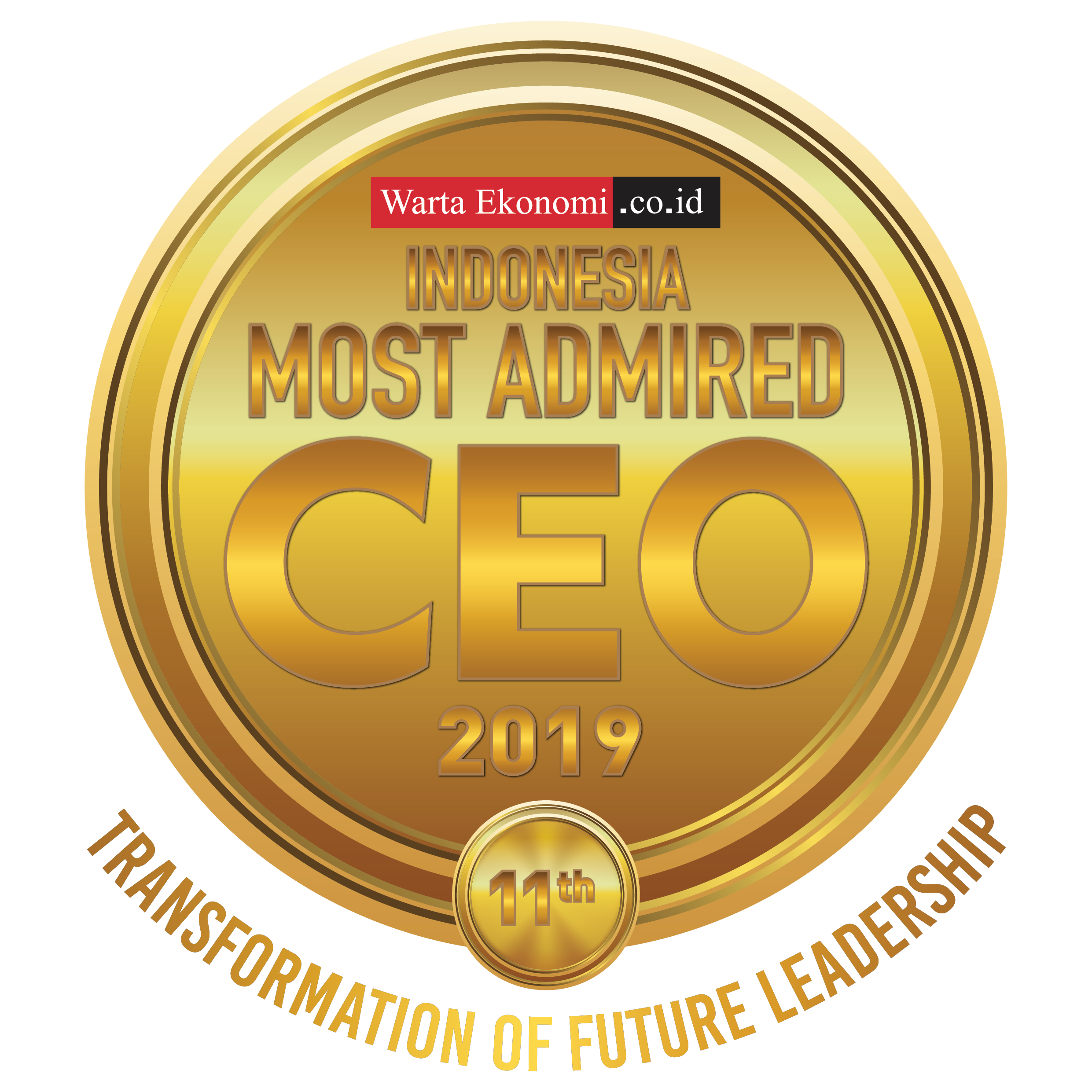 Indonesia Most Admired CEO 2019